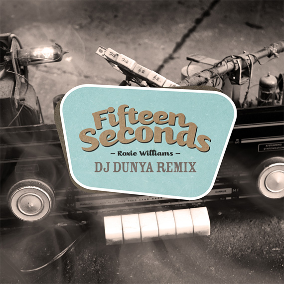 Artwork voor de track 'Fifteen Seconds' van DjDunya